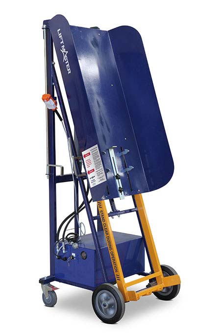The Rugged (powered) bin lifter