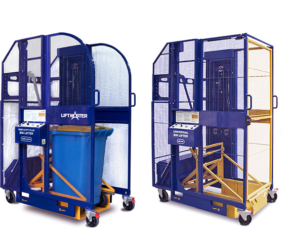 Simplicity Plus and Universal Bin Lifters