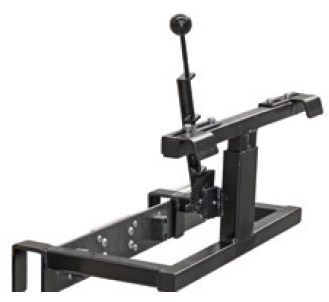 bed mover Groove hitch unit kit